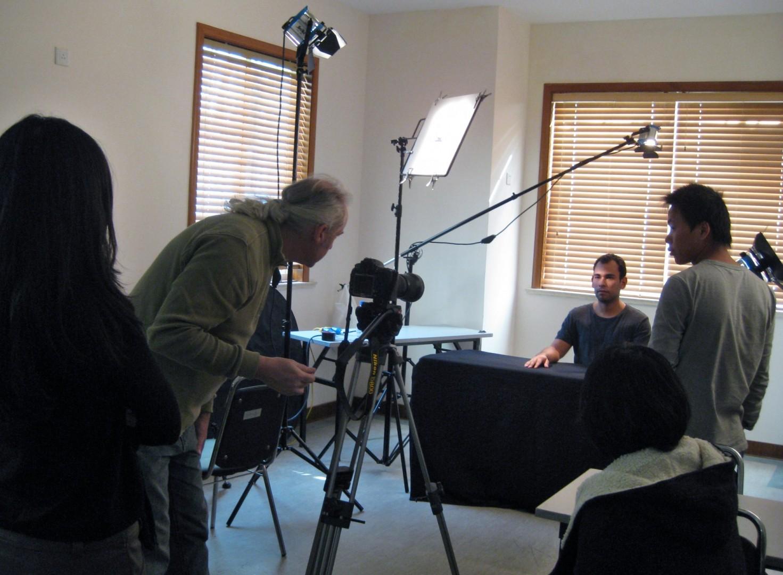 Franc Péret's Filmmaking Class