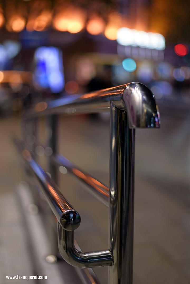 Handrail. Nikon D750 ISO100 1/30s 50mm f/1.8 @ f/1.8