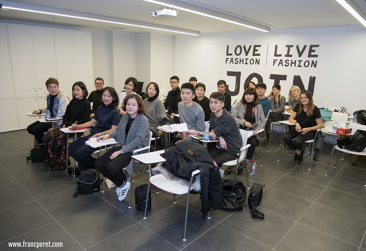 19 Students from allover Asia and Spain participated to an intensive 20 hours program I tailor made for Zara