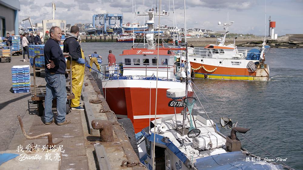 Fishermen harbor